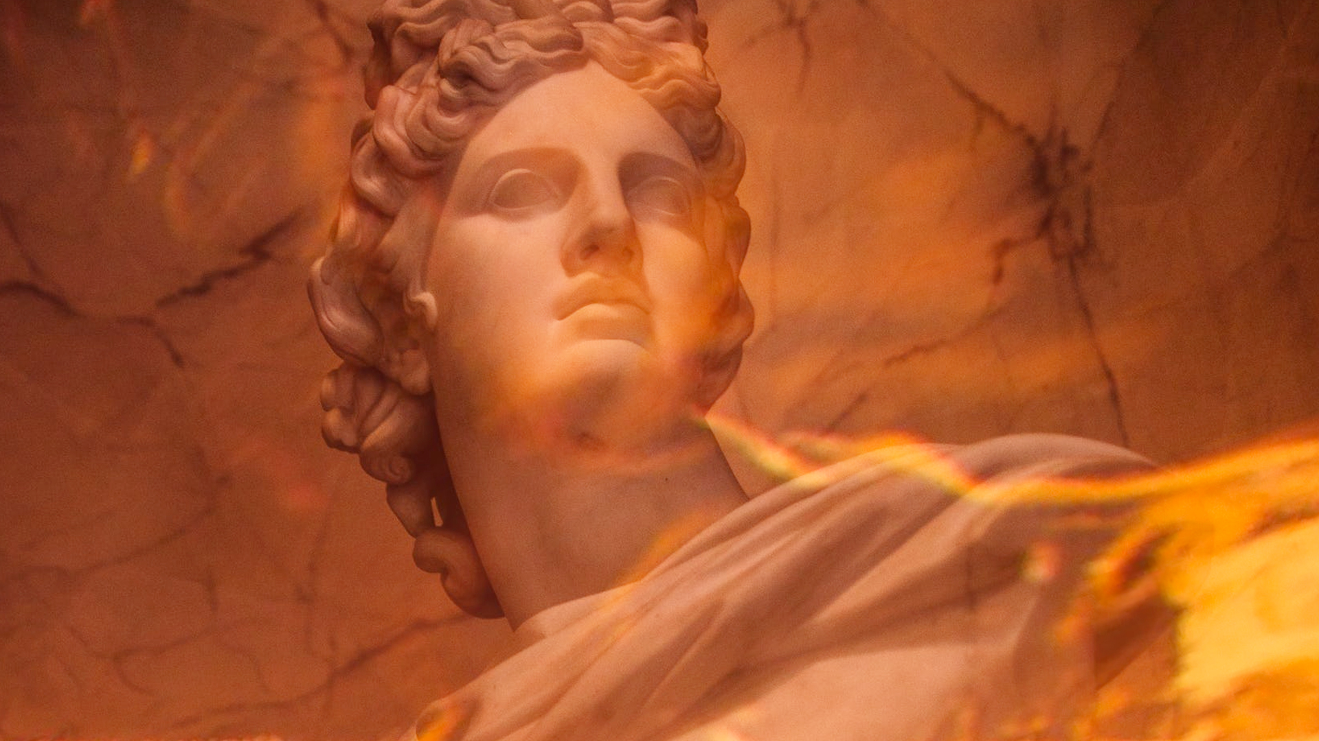 Esculturas. Formas do Fogo.